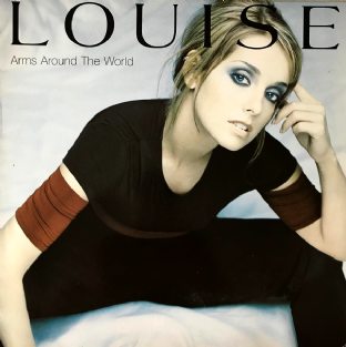 "Louise ‎- Arms Around The World (12"") (Promo) (VG/VG)"